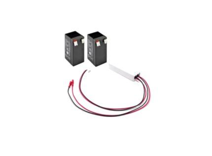 Baterías auxilares ADO01 para automatismos de puertas