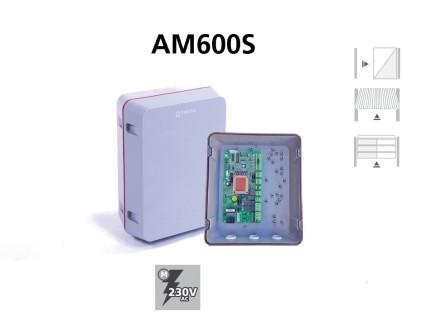 Cuadro de maniobras AM600S para puertas corredera y basculantes analogico