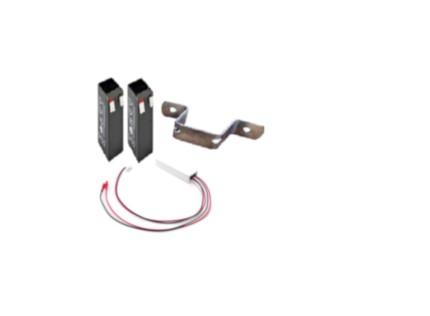 Baterías auxilares AVI04 para automatismos de puertas