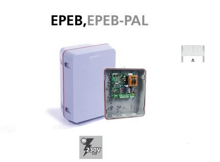 Cuadro EPEB, EPEB-PAL para puertas batientes motor monofásico analógico con encoder