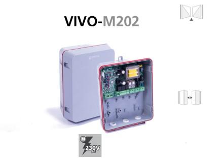 Cuadros de maniobras VIVO-M202 para puertas batientes analógico