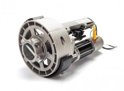 Motores enrollables de accionador electromecánico Delfos para puertas enrollables